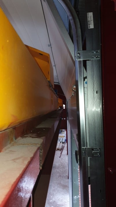 Industrial Gates Installation