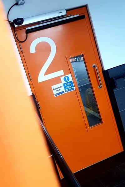 Swing Door Installation Birmingham