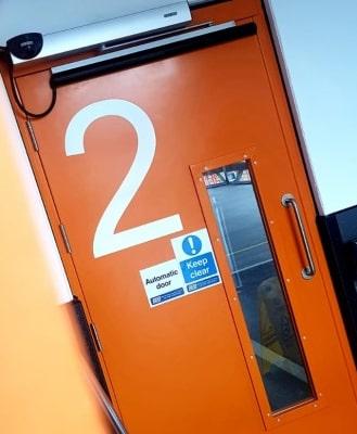 Swing Door Installation UK