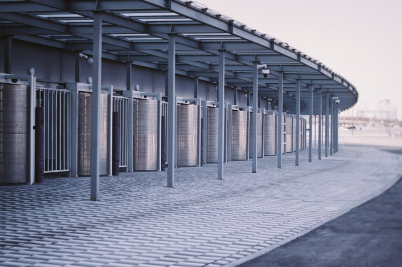 Electric Gates and Barriers ,Turnstile Installation in UK